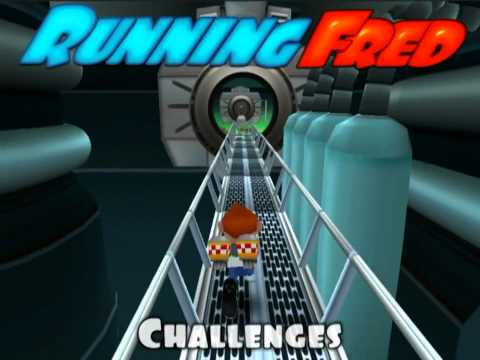Running Fred - Gameplay