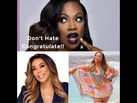 Wendy Calls Kandi Disgust*ng, Phaedra Return To RHOA