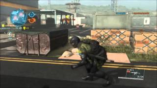 Metal Gear Online 3 - Hilarious WTF Moments