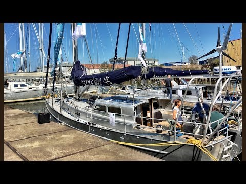 Visiting the KM Open Day 2018 - Just Aluminium Yachts