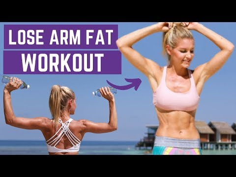 how-to-lose-arm-fat-for-toned-arms- -rebecca-louise