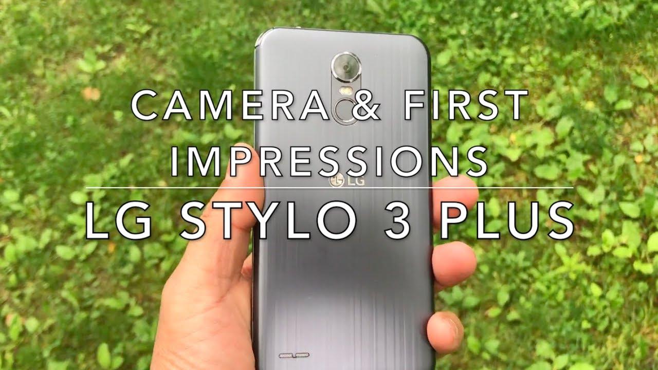 lg stylo 3 plus case. LG STYLO 3 PLUS ROCKS! CAMERA\u0027S AND FIRST IMPRESSIONS! Lg Stylo Plus Case