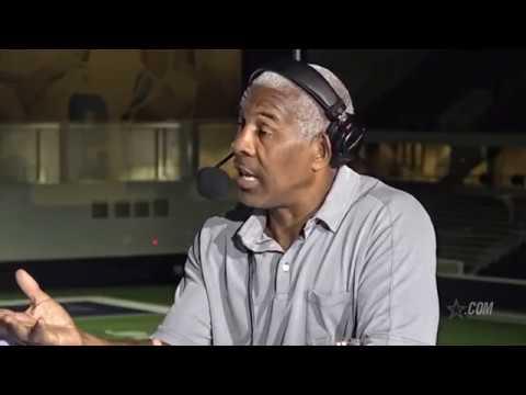Dallas Cowboys Legends Radio Show - Everson Walls