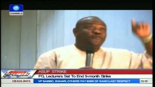Rectors, VCs And FG Meet, Set To End 9-month ASUP Strike
