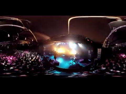 !!! - 'I Feel So Free (Citation Needed)' 360° live in Tokyo Oct 2015