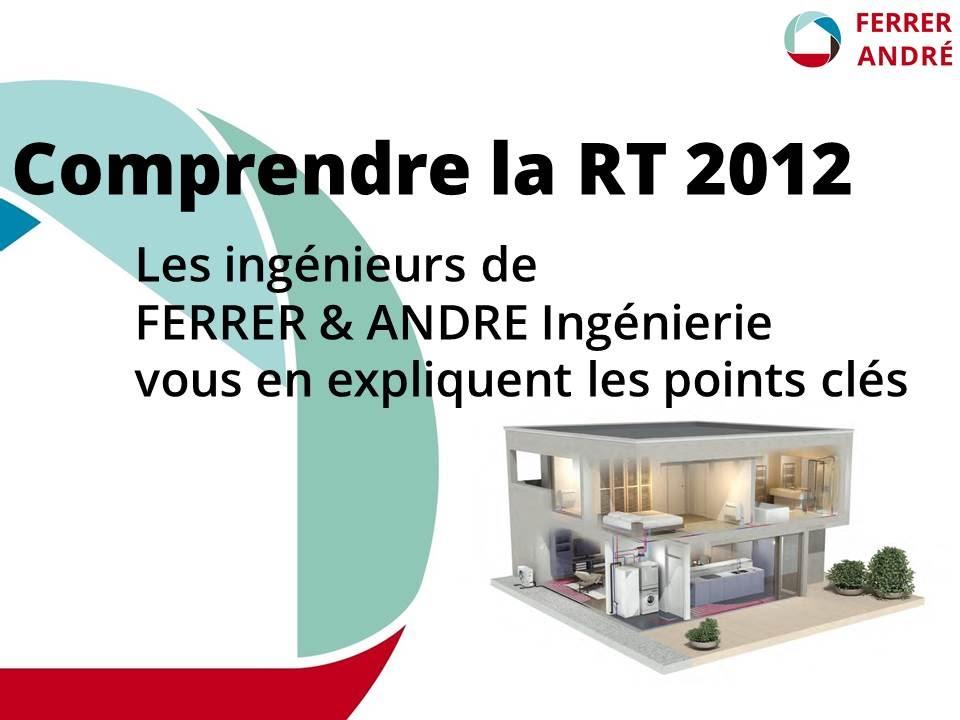 La rt2012 expliqu e par un bureau d 39 tude thermique youtube - Bureau d etude thermique ...