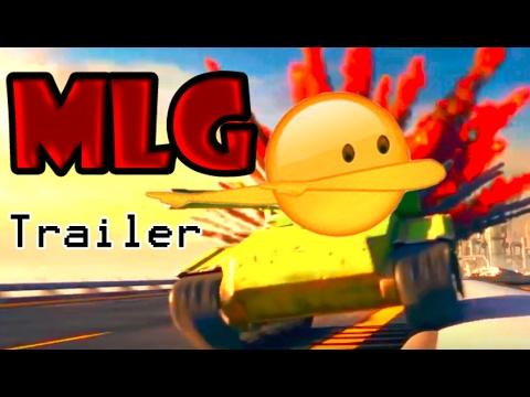 Tanki X - Cinematic Trailer MLG Parody