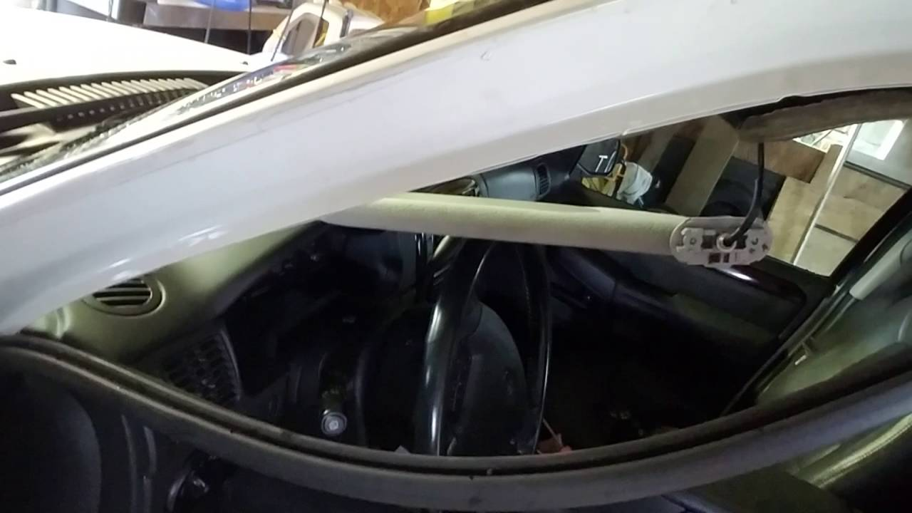 Sunroof Leak 03 Ford Explorer