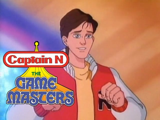 Captain N Game Master 101 Kevin In Videoland Youtube