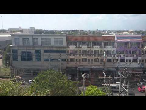วิวจากตึกกรมที่ดิน ชั้น5 เมืองทอง นนทบุรี