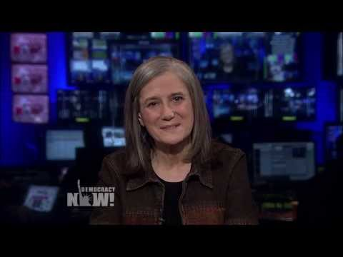 Happy 80th Birthday Willie Nelson From Amy Goodman and Democracy Now!