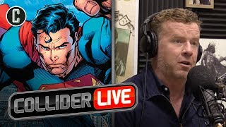 McG Talks About His Fear of Flying and Being Fired Off of Superman