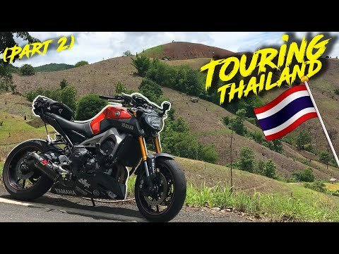Touring Thailand's Border With Burma In Mae Sariang (Part 2)