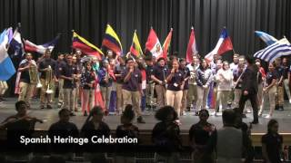 LHS Spanish Heritage Celebration - Quick Look
