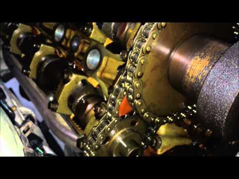 Lincoln Ls Jaguar 3 9L V8 Timing Chain Tensioner YouTube