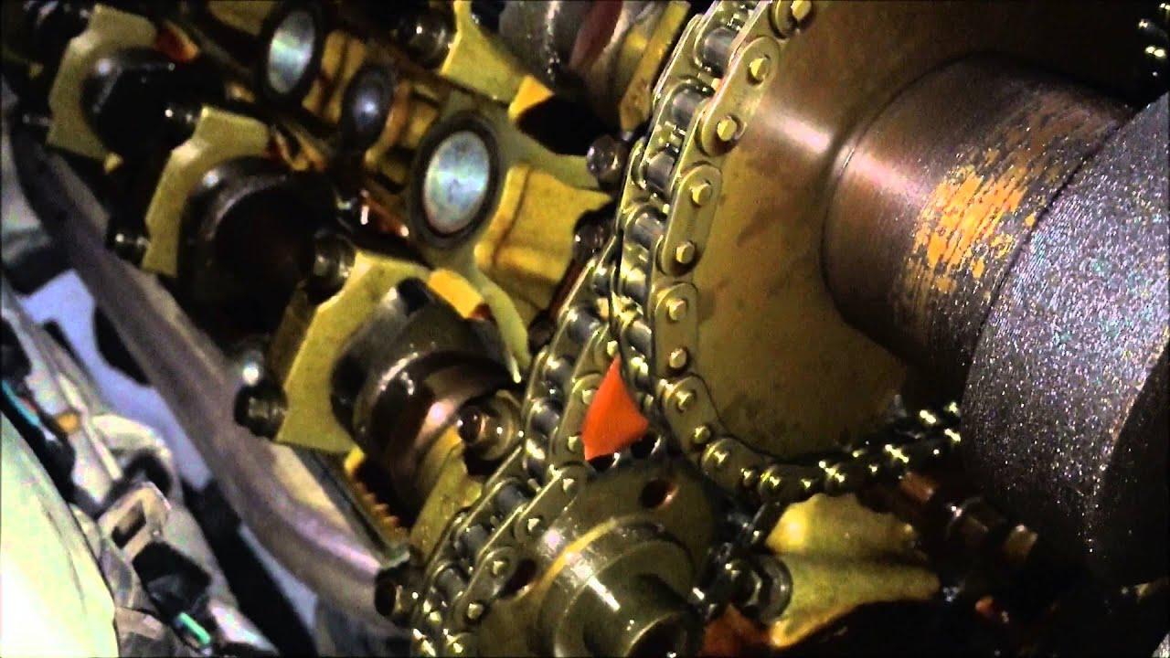 lincoln ls jaguar 3 9l v8 timing chain tensioner youtubelincoln ls jaguar 3 9l v8 timing chain tensioner