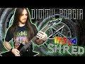How To Play Vredesbyrd Riffs By Dimmu Borgir mp3