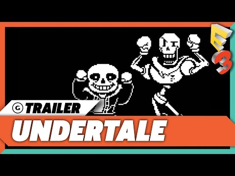 Undertale PS4 Announcement  For PS4 & Vita With E3 2017 Trailer | Sony Press Conference