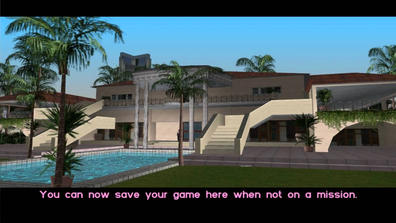 Grand Theft Auto: Vice City - Side-Mission - Purchasing Safehouses