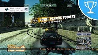 Burnout Paradise (PS4) - Power Park your Car Trophy / Achievement Guide