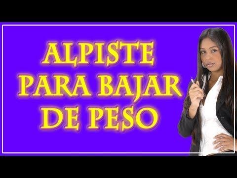 Alpiste Para Bajar De Peso La Leche De Alpiste Para Bajar De Peso