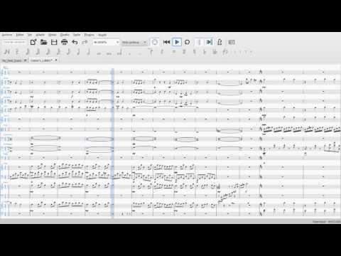 Casper's Lullaby  - James Horner musescore