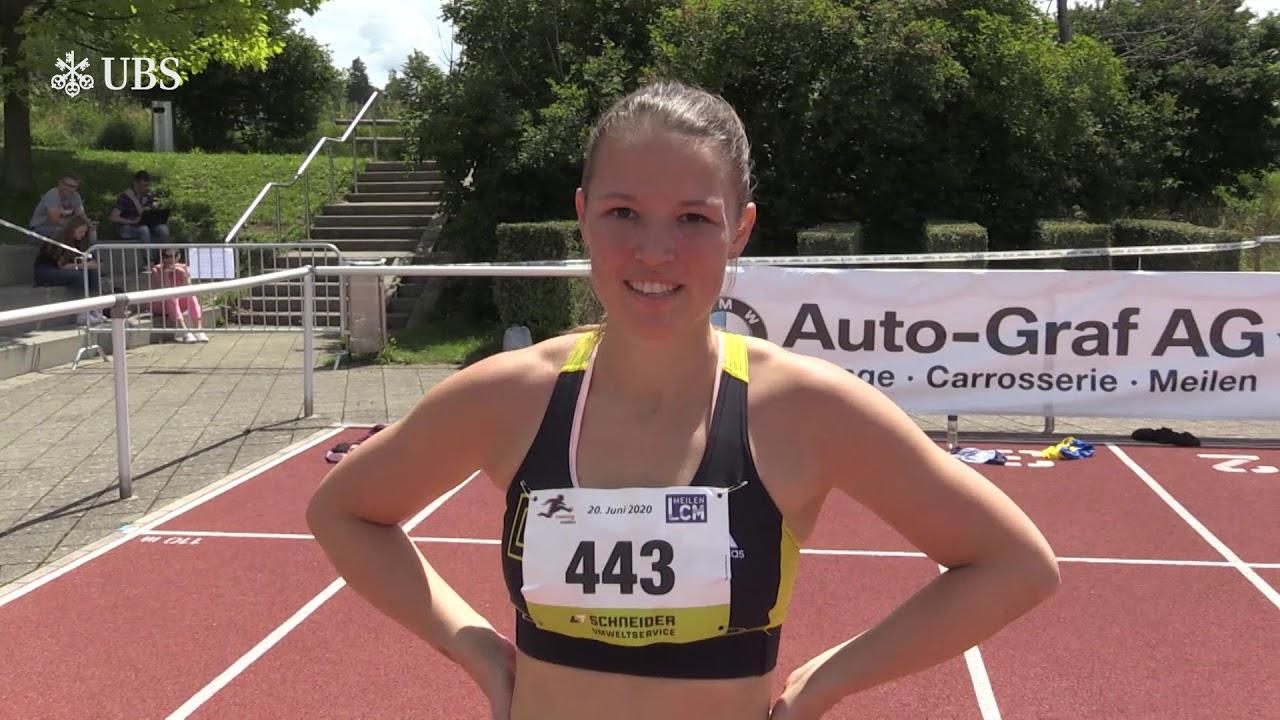 100m Hürden Frauen