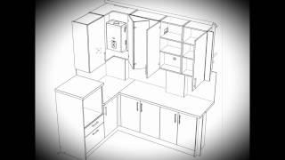 БМ9 - разработка одной кухни