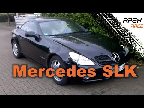 mercedes benz slk 200 kompressor 2010 youtube. Black Bedroom Furniture Sets. Home Design Ideas