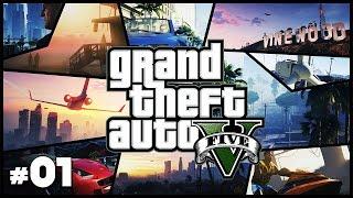 Grand Theft Auto 5 PC - ZACZYNAMY! 1080p 60fps | Vertez | Gameplay | Zagrajmy w | GTA V