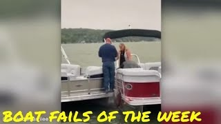 Boat Fails of the Week | When the Pontoons Strike Back!