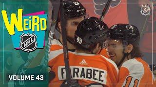 'As Greasy as it Gets!'| Weird NHL Vol. 43