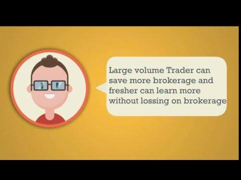 Discount Brokerage firm in India