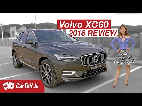 2018 Volvo XC60 Review | CarTell.tv