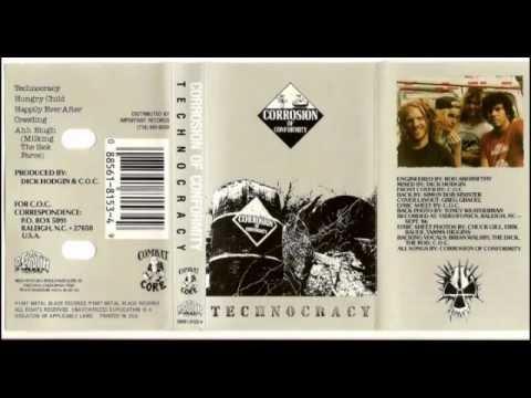 C.O.C. - Technocracy E.P. (FULL)