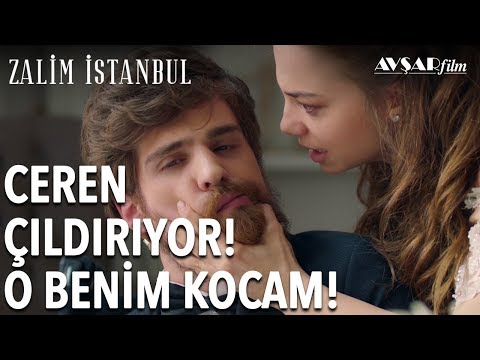 Ceren Çıldırıyor, O Benim Kocam! | Zalim İstanbul 8. Bölüm