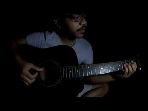Tutorial Chord Gitar Hujan di Mimpi ( cover )