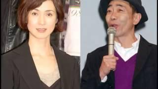 とんねるず木梨憲武さんが、妻の安田成美さんとの馴れ初め話を公開しま...