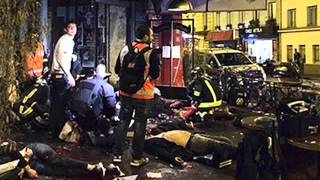 Tragedia en Francia; Al menos 100 muertos en la sala de conciertos parisina Bataclan