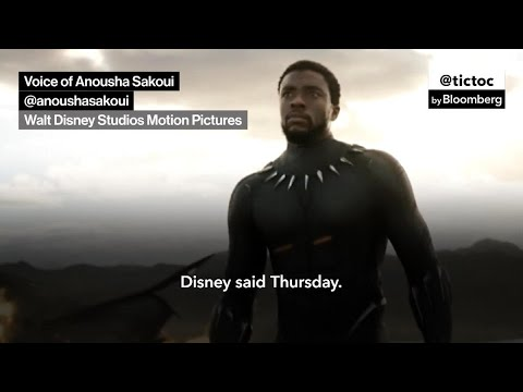 Black Panther Poised To Be Among Year's Top Grossing