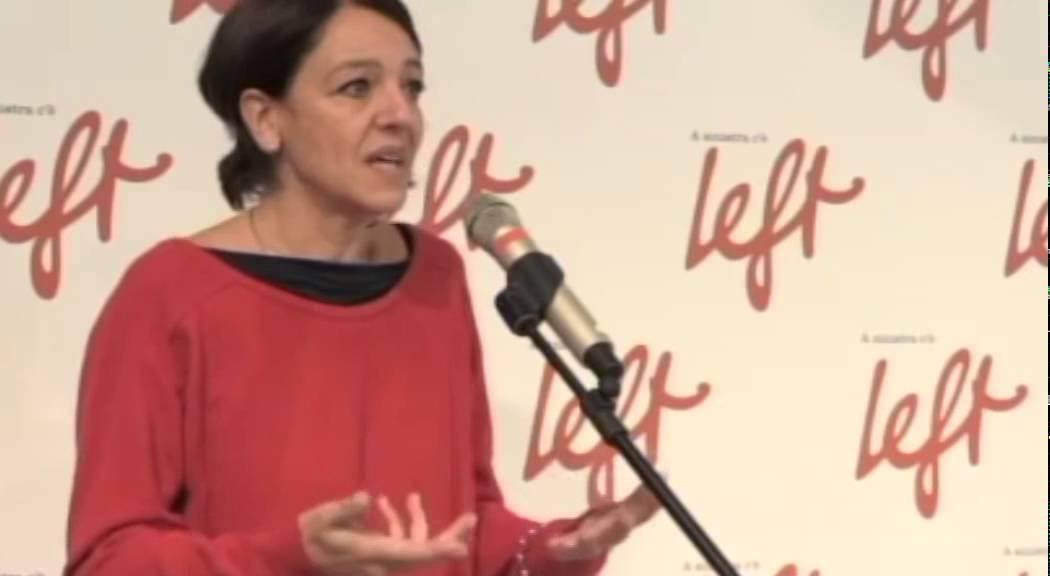 Anna Pettini | #iosonoleft | left la festa 2014 - YouTube