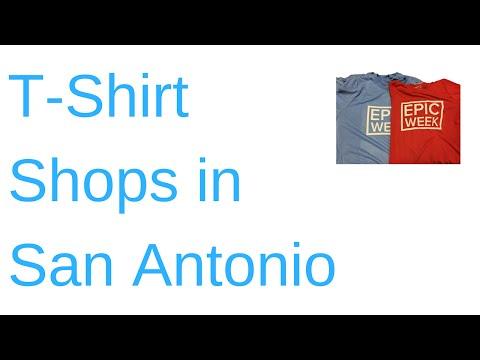 T-Shirt Shops in San Antonio | (210) 202-1800 | La Luz Printing Company