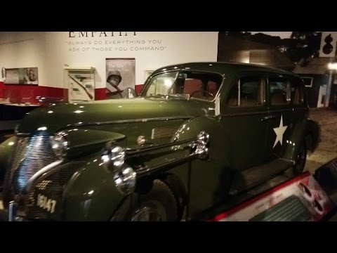 GENERAL PATTON MUSEUM TOUR