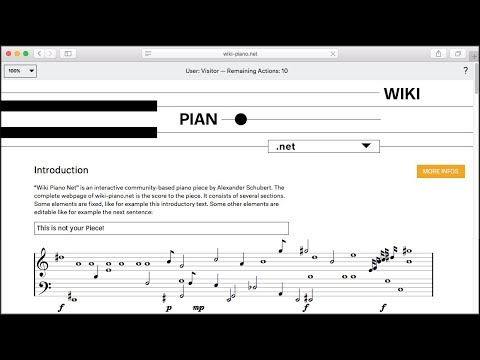 Wiki-Piano.Net [Premiere / Version 1]