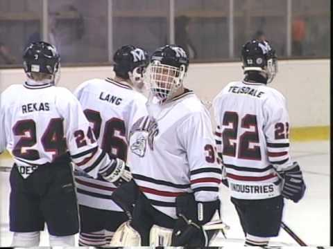 Classic CTV-13-Meadville vs North Allegheny High School Hockey (1st & 2nd)