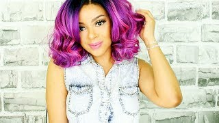 CUTE SHORT WIGS FOR EVERYDAY CURL LOVERS | ZURY SIS IVAN WIG | GirlRatesWorld