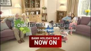 The May Bank Holiday Sale | Oak Furniture Land