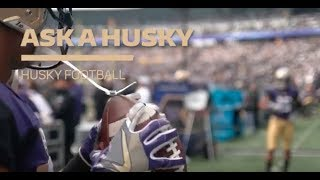 Ask a Husky: Husky Football
