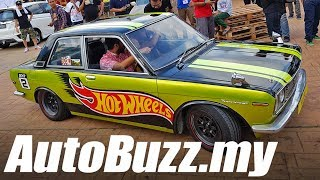 Art of Speed 2017: Custom Cars, Bikes, Girls & Hot Wheels! - AutoBuzz.my