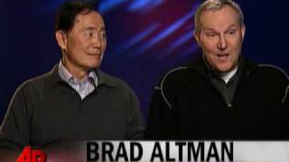 takei and husband boldly go on newlywed game